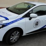 Autobeschriftung im Folienplott für Auto Janko GmbH aus Esslingen